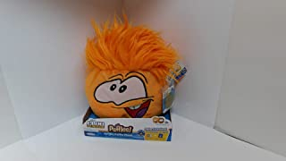 Club Penguin Jumbo Puffle Plush Orange