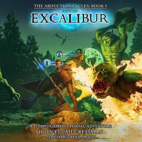 Fate of Excalibur Titelbild