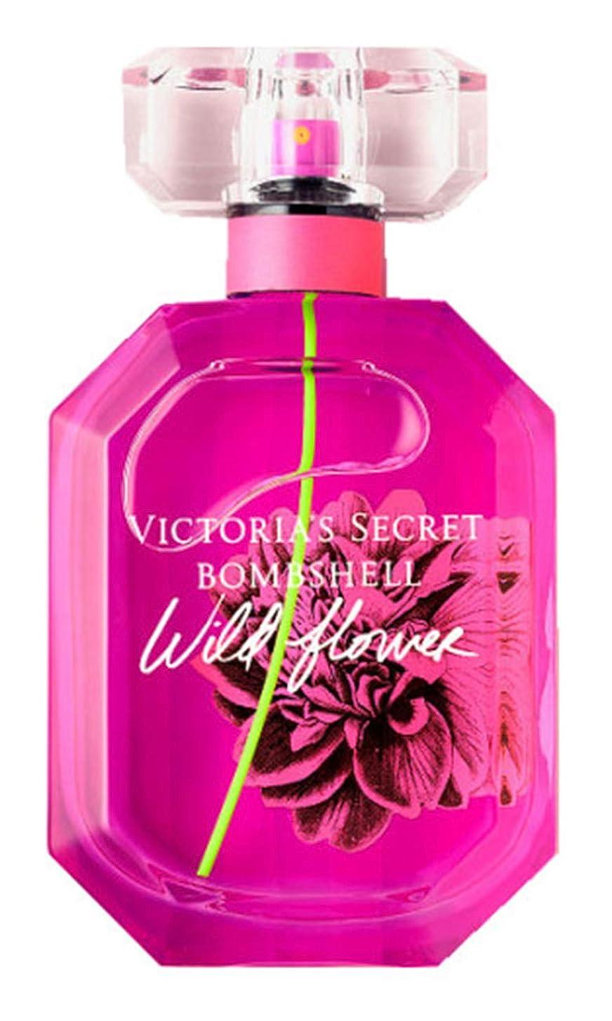 拒絶する確認してくださいクレデンシャルビクトリアシークレット VICTORIA'S SECRET ボムシェル ワイルドフラワー オーデパフューム 香水 コスメ 1.7fl oz(50ml)