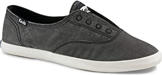 Women's Chillax Washed Laceless Slip-On Sneaker