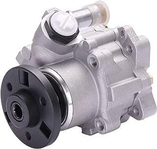 cciyu Power Steering Pump for 08-13 BMW 128i, 06-10 BMW 323i, 07-12 BMW 328i, 09-12 BMW 328i xDrive, 07-08 BMW 328xi, 2006 BMW 330i/330xi/325i 21-147 Power Steering Assist Pump