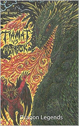 Tiamat vs Marduk: Dragon Legends: (English Edition)