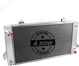 STAYCOO 70MM 4 Row Core Aluminum Radiator for 1987-1998 Land Rover Discovery I/II &Range Rover, 8Cyl Models
