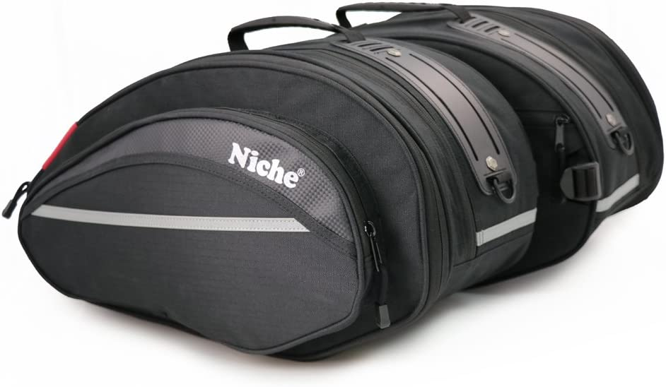 Topics on TV Niche Motorcycle Saddle Bag for Sale Special Price Sports Bike Exp Street and