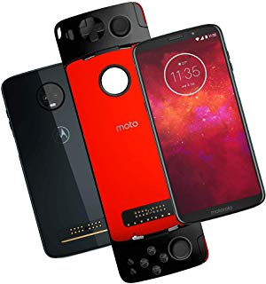 "Smartphone, Motorola, Moto Z3 Play Gamepad Edition, XT1929, 64 GB, 6.0"", Indigo"