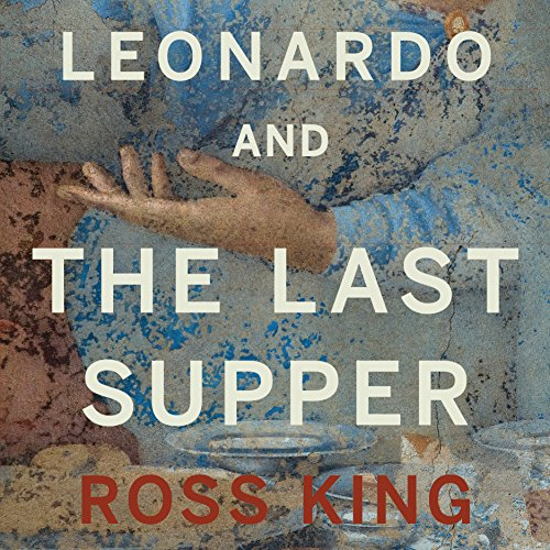 Leonardo and the Last Supper audiobook cover art
