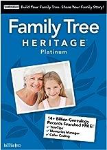 Family Tree Heritage Platinum 15 [PC Download]