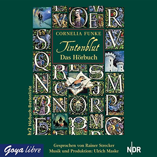 Tintenblut (Tintenwelt 2) audiobook cover art