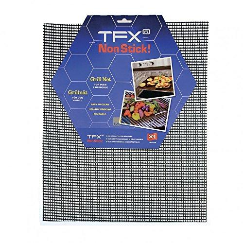 daniplus Grillnetz, Backofennetz 420 x 360 mm für bis zu 260°C für Herd Backofen