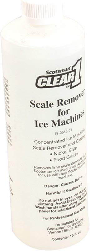 Scotsman 19 0653 01 Clear1 Cleaner 16oz
