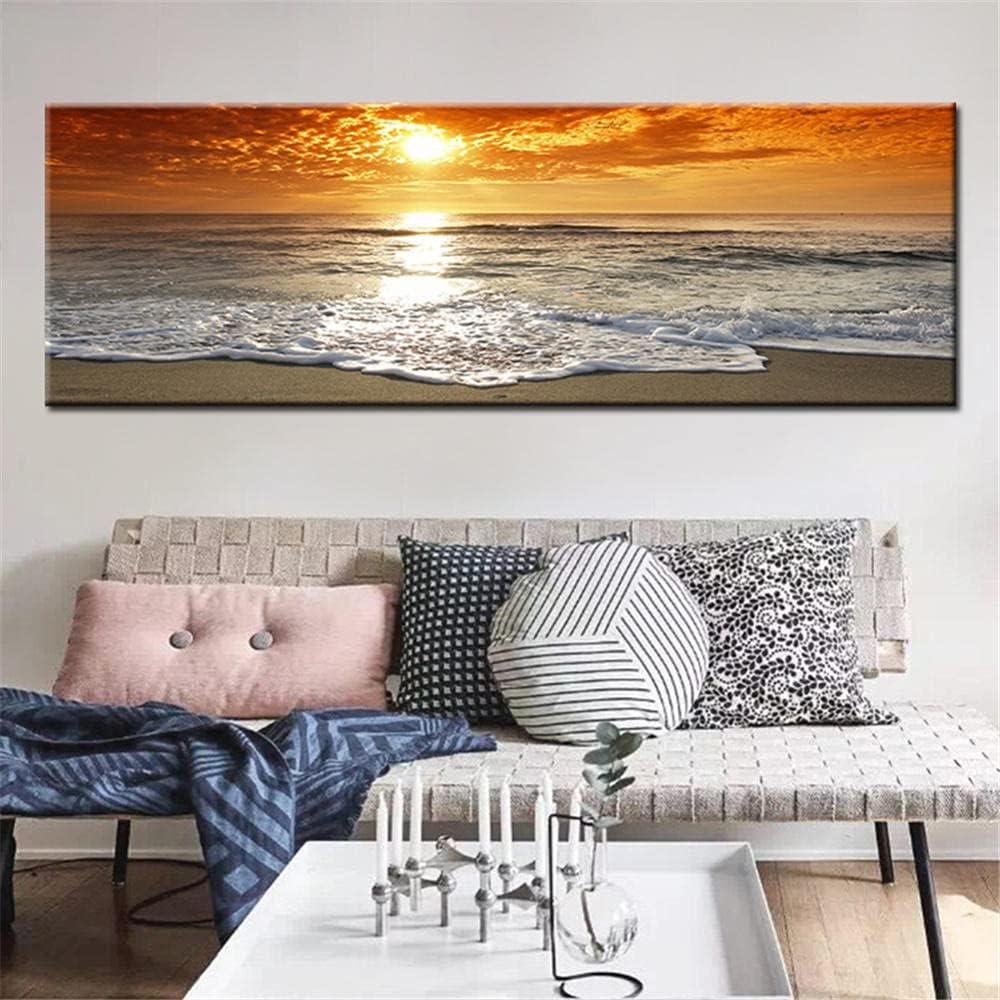 Diamond Special sale item Painting Natural Sea Large Louisville-Jefferson County Mall Kit Fu Beach