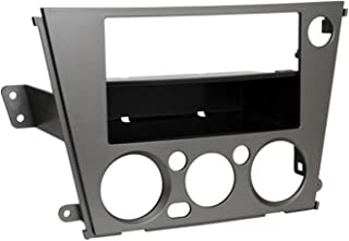 SCOSCHE SU2025B 2005-Up Subaru Legacy or Outback Single/Double DIN Stereo Installation Kit with Pocket,black