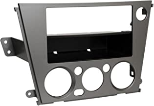 SCOSCHE SU2025B 2005-Up Subaru Legacy or Outback Single/Double DIN Stereo Installation Kit with Pocket