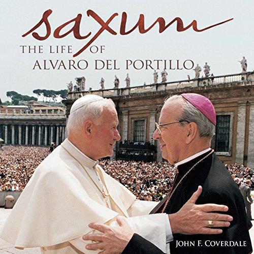 Saxum audiobook cover art