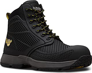 Men's Calamus Non-Metallic Electrical Hazard Composite Toe 7-Eye Boot