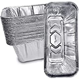 ZEDVY (30 Pack) Drip Pans Compatible with Blackstone Grills for 36...