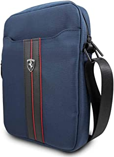 Ferrari Urban Collection Tablet Bag FEURSH8RE 7 inch / 8 inch - Navy Blue