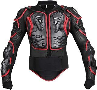 comprar comparacion Chaqueta GES con armadura protectora para motocicleta, ropa de protección
