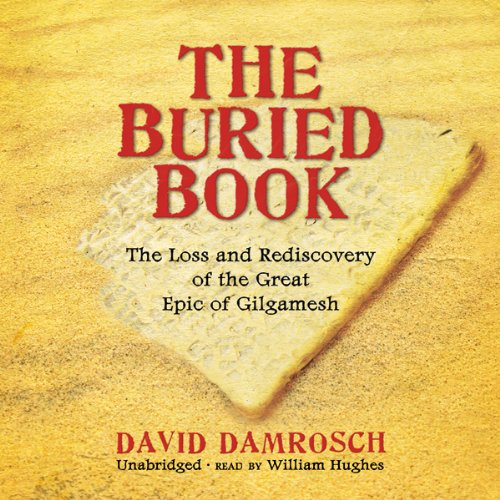 The Buried Book audiobook cover art