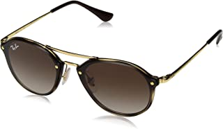 RAY-BAN JUNIOR RJ9067SN Double Bridge Kids Sunglasses,...