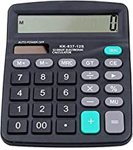 $26 » Office Supplies Calculator Solar Calculator Scientific Calculate Commercial Use Counting 2 in 1 Powered 12 Digit Solar Or ...
