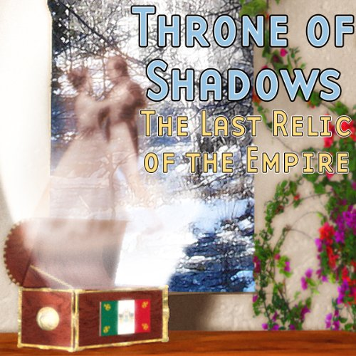 Throne of Shadows audiobook cover art