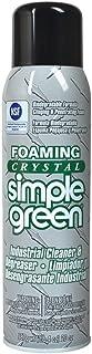Simple green Foaming Crystal Cleaner/Degreaser Aerosol 567g