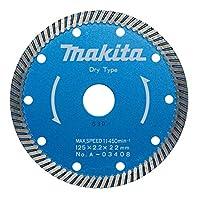 マキタ(Makita) ダイヤモンドホイール 外径125mm 波型 A-03408