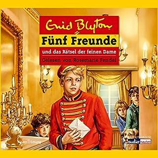 Fünf Freunde und das Rätsel der feinen Dame (Fünf Freunde 56) Titelbild
