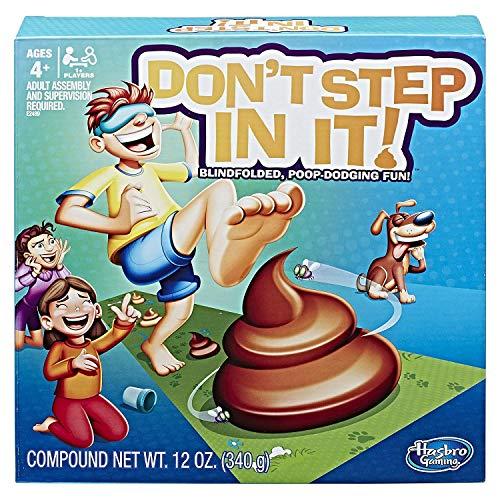 Hasbro Gaming - Juego de desafío Interactivo para Padres e Hijos. Regalos para niños
