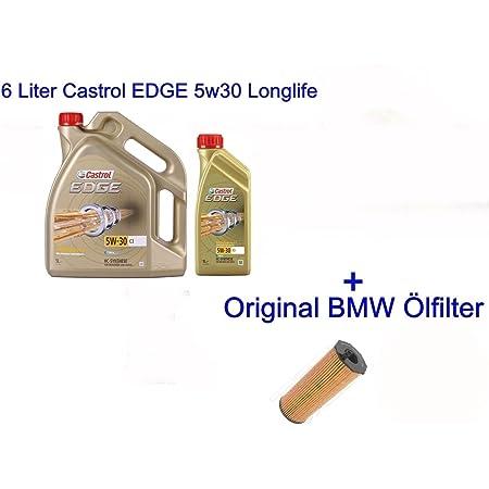 6l Motoröl Castrol Edge 5w30 Kompatibel Mit Bmw Longlife 04 1 F20 F21 X1 X3 X5 E90 Mini Cooper Auto