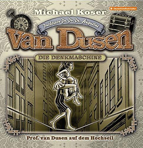 Prof.Van Dusen auf dem Hochseil-Folge 28
