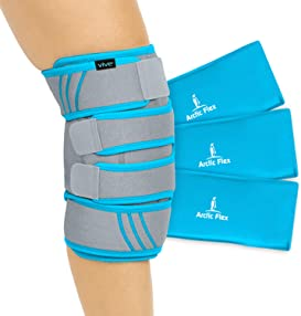 Explore knee wraps for swelling