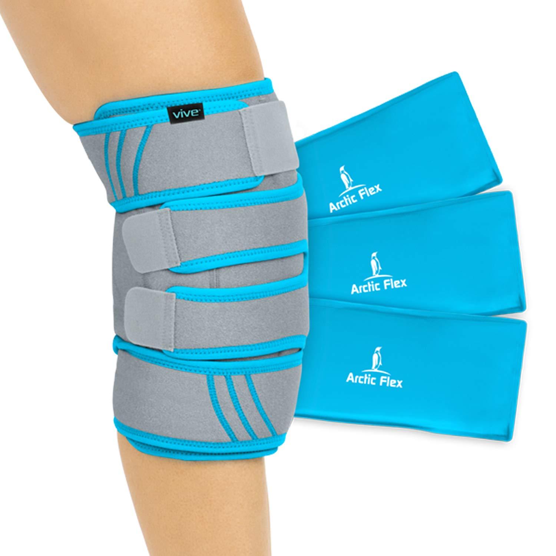 Vive Knee Pack Wrap Osteoarthritis