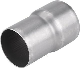EBTOOLS Connecteur de silencieux de réducteur d'adaptateur de tuyau d'échappement de moto de 51mm à de 60mm en Acier Inoxy...