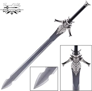 Handmade Anime Swords, Stainless Steel/T10 High Carbon Steel, Heat Tempered/Clay Tempered, Hand Forged, Razor Sharp Knives, Rebellion