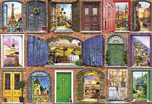 Puzzles  Puertas De Europa