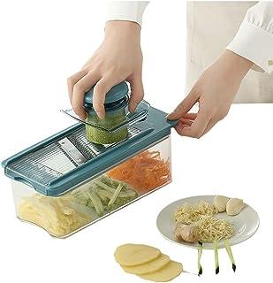 Trancheuse Mandoline coupe-légumes Veggie Dicer Légumes Multifonctions Cutter Cuisine Coupe Légumes Outil Manuel Ménages F...