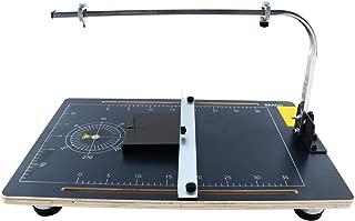 YaeTek Micromot Hot Wire Cutter Thermocut Foam Cutting Machine, Table Styrofoam Cutter Cutting Foams, Sponge, Pearl Cotton, KT Board DIY Styrofoam Polystyrene 110V