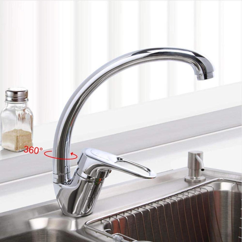 1 Satz Frap Klassischen Stil Einhand-Küchenarmatur 360 Rotation Kalt- und Warmwasser-Mischbatterien