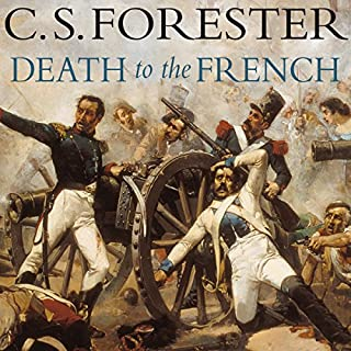 Death to the French audiobook cover art