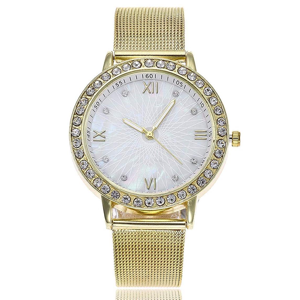 Mens Watches Clearance, Fashion Women Casual Watch Luxury Analog Quartz Wristwatch(Gold)