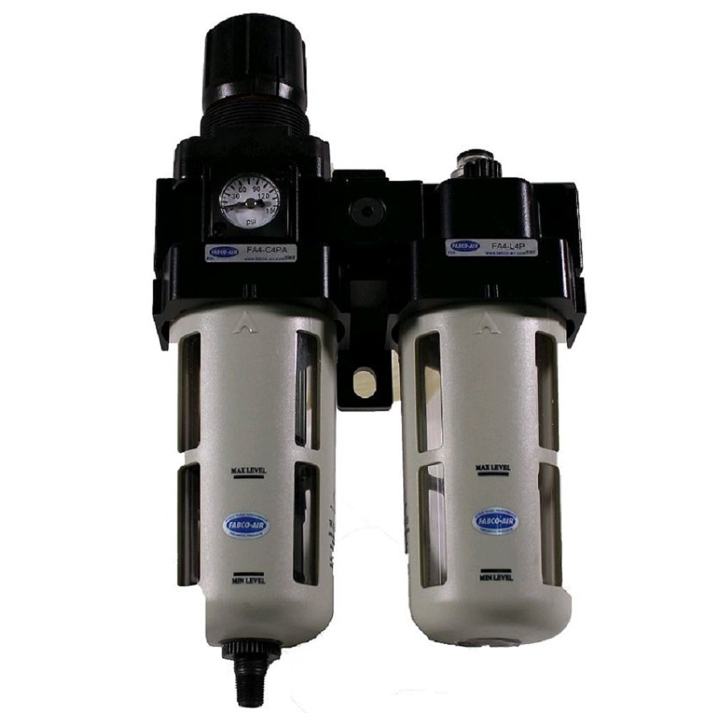 Fabco-Air Ranking TOP15 FA4-CL4PA Filter Regulator Body with Lubricator Animer and price revision Size