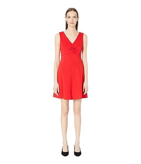 Kate Spade New York Broome Street V-Neck Ponte Dress