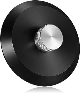 Nobsound Disc Stabilizer Record Weight Turntable LP Vinyl Clamp Vibration Damper POM
