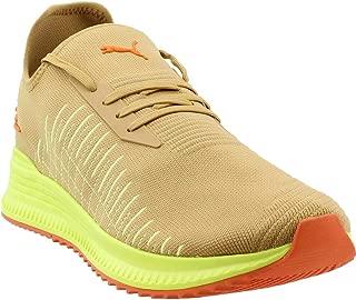 Mens Avid Evoknit Su Khaki Casual Sneakers,