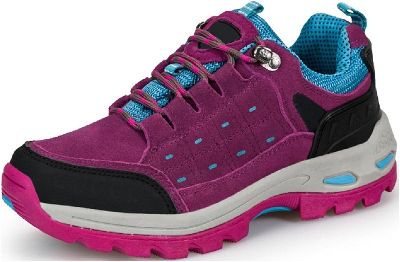 Hanxue Men Women's Waterproof Hiking shoes Trail Running shoes