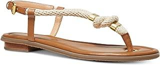 michael kors holly flat sandals