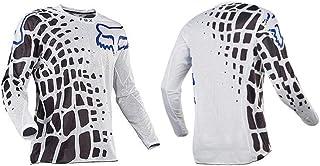 LIDAUTO V/élo Equitation /À Manches Longues Haut dhiver T-Shirts Motocross V/élo De V/élo VTT Descente T-Shirts De Course Jersey De Course