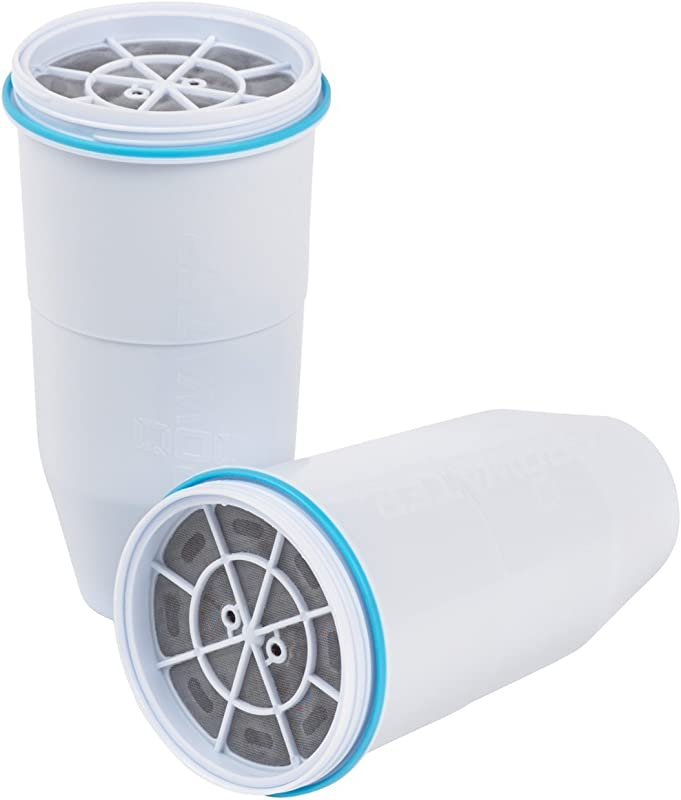 Zerowater Replacement Filters For Pitchers 2 Pack
